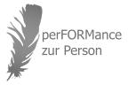 perFORMance zur Person